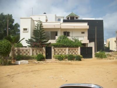 Terrains et des villas dans tous les secteurs de la ville for Plan maison 150m2 senegal